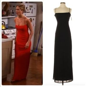 ASO Friends Rachel Green Dress By Shelli ALT COLOR